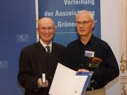 Auszeichnung: Bellenberger macht sich für den Schutz der Natur stark