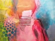 Vöhringen: Kunstforum zeigt Bildervoll Farbe und Fantasie
