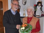 Jubiläum: Mit 90 Jahren noch immer fit