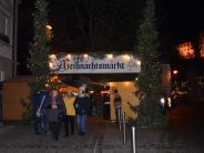 Illertissen: Besucher aus der ganzen Region strömen auf den Illertisser Weihnachtsmarkt
