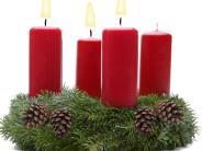 Sicherheit: Advent, Advent – die Wohnung brennt!
