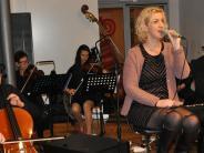 Babenhausen: Die Band SoulTouch hat mitviel Gefühl der Kälte getrotzt