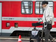 Senden: Senden bekommt einen barrierefreien Bahnhof