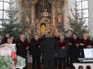 Rennertshofen: Kräftige Stimmen in kalter Kirche