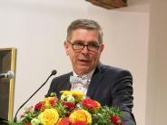 Neujahrsempfang: Klinikdebatte: Eisen fordert Solidarität des Nordens