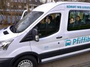 Buch: Der Pfiffibus bringt Bürger heim