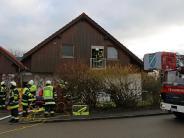 Vöhringen: Tödlicher Unfall: Warum fing der Christbaum Feuer?