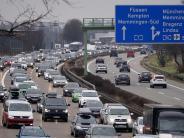 Memmingen: Autobahnkreuz Memmingen: Hier soll's künftig schneller gehn