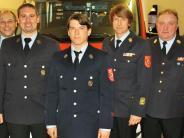 Osterberg: Die Osterberger Feuerwehr hat einen neuen Kommandanten