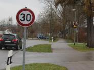 Emershofen/Tiefenbach: Warten aufs Verkehrsschild