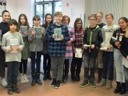 Vorlesewettbewerb: Mit einer Geschichte um Freundschaft gewonnen