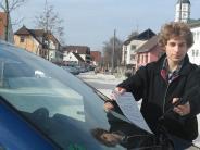 : Illertissen zeigt ein Herz für Parksünder