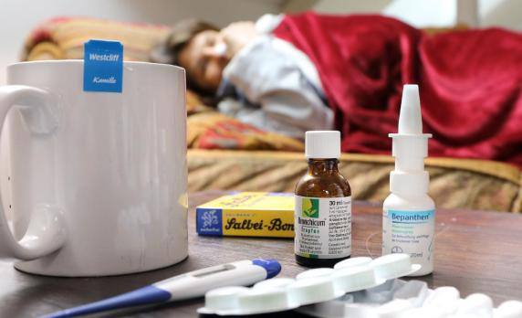 grippewelle 2016 grippe breitet sich in deutschland aus zahl der kranken bersteigt 3000. Black Bedroom Furniture Sets. Home Design Ideas