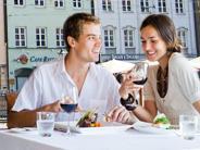 Suchen, genießen und bewerten: Lecker essen: Das Gastroportal hilft bei der Restaurant-Auswahl