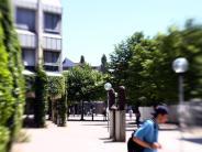 Doppelter Abiturjahrgang: Augsburger Uni: Der Ansturm der Studenten