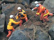 : Schweres Erdbeben erschüttert Japan