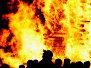 Brauchtum: Im Allgäu lodern am Wochenende wieder die Funkenfeuer