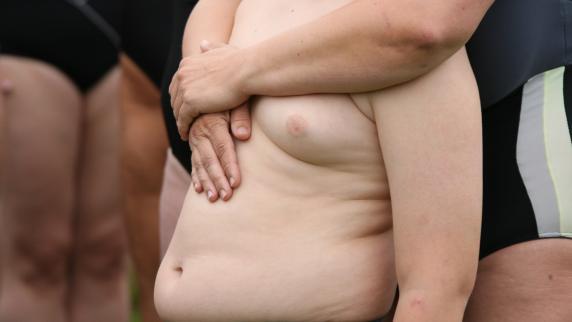 panorama deutschen sind dick werden immer dicker