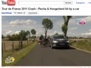 Nach Crash: Französischer Unfallfahrer von Tour de France ausgeschlosen