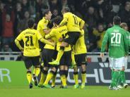 Bundesliga: Dortmund feiert schmeichelhaften Sieg in Bremen