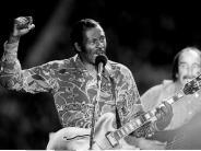 Trauer: Rock 'n' Roll-Legende Chuck Berry ist tot