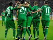 11. Spieltag: Bundesliga: Werder Bremen dreht Spiel in Mainz