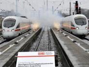 ICEs fahren jetzt mit Tempo 230: Hochgeschwindigkeits-Strecke Augsburg-München eingeweiht