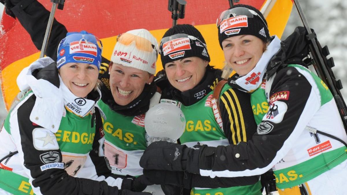 biathlon weltcup damen