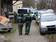 Augsburger Polizistenmord: Verdächtige standen schon länger unter Beobachtung