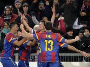 Champions League: 0:1 in Basel: FC Bayern bangt ums Viertelfinale