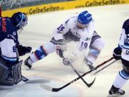 Eishockey: ERC Ingolstadt startet mit Niederlage ins Halbfinale