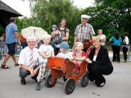 Stadtsparkasse Augsburg: Jubel, Trubel, Heiterkeit beim Familienfest der Stadtsparkasse Augsburg im Zoo