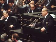 """Zitate: """"Blühende Landschaften"""": Diese Zitate von Helmut Kohl werden bleiben"""