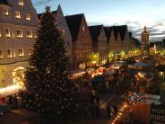 Günzburg: Die Günzburger Altstadtweihnacht 2015
