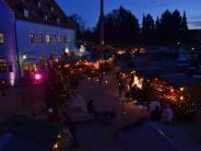 Schwabmünchen: Schwabmünchen: Weihnachtsmarkt im Hoigarten 2016