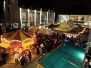 Gersthofen: Gersthofen: Wintermärchen auf dem Rathausplatz 2017