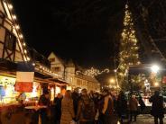 Neusäß: Weihnachtsmarkt in Neusäß 2015