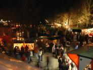 Dillingen: Dillingen: Christkindlesmarkt im Schlossgarten 2017