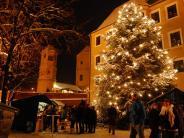 Wertingen: Wertingen: Schlossweihnacht 2017