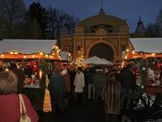 Augsburg: Weihnachtsmarkt am Kurhaus in Göggingen 2015