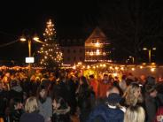 Bobingen: Bobingen: Christkindlmarkt in der Stadt 2017