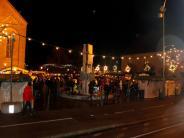 Königsbrunn: Königsbrunn: Niklausmarkt bei der Eisarena 2017