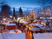 Bad Wörishofen: Weihnachtsmarkt Bad Wörishofen 2015