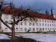 Allmannshofen: Advents- und Handwerksmarkt im Kloster Holzen 2015