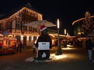 Giengen: Giengener Steiff Adventsmarkt 2015