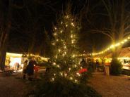 Steppach: Steppacher Weihnachtsmarkt 2015