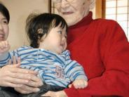 Japan: Ältester Mann der Welt in Japan gestorben