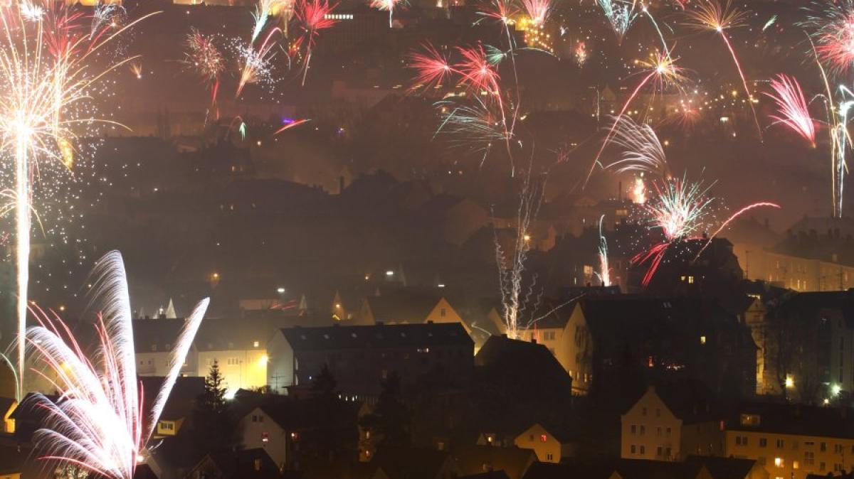 Silvester enkelt parti Augsburg
