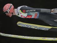 Vierschanzentournee: Martin Schmitt wirft Severin Freund raus