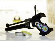 Luftpistole: Bayerdilling wird Vizemeister